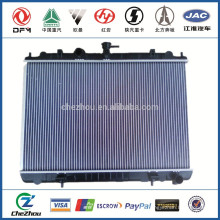 Original aluminium radiator 800*638*58 for Dongfeng for spare parts or auto accessories