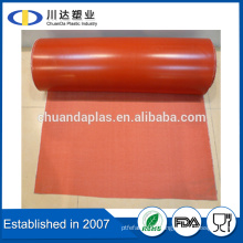 2015 Factory wholesale silicone coated glass fiber fabric and cloth for heat insulation