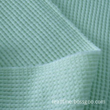 Waffle Fabric, Made of 100% Polyester, with Wicking