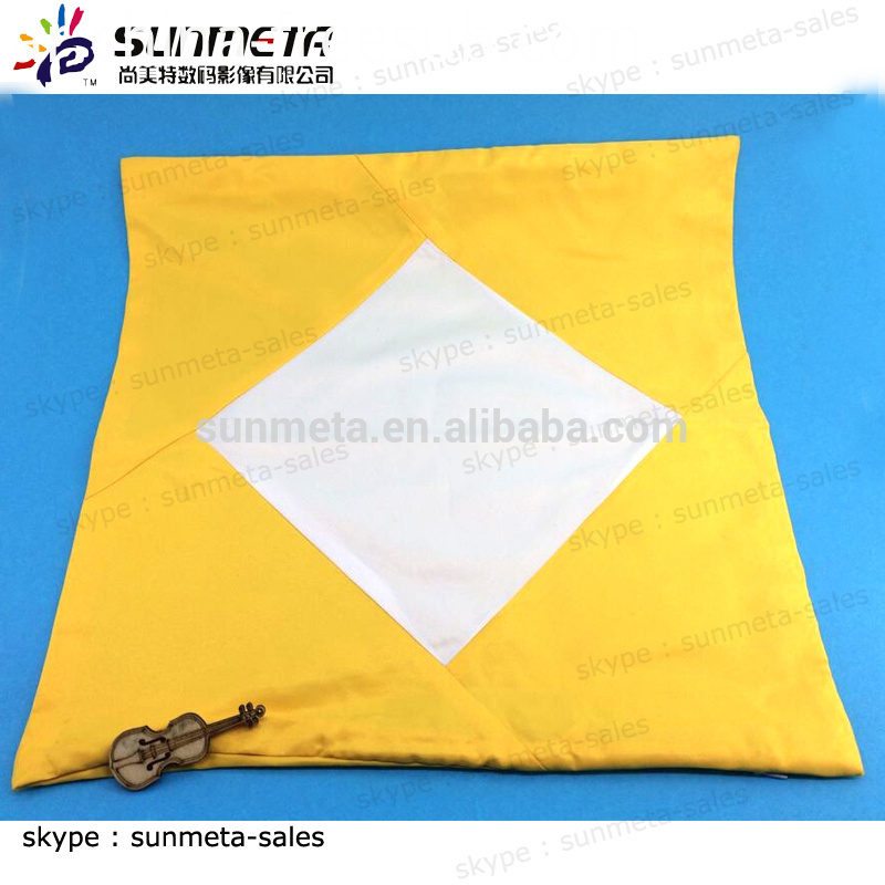 Blank Sublimation Heat Press Pillow Cover