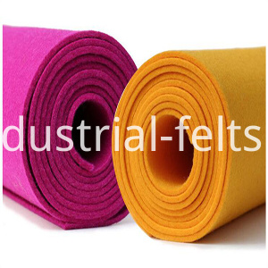 coloful felt