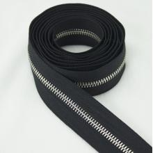 Newly Developed Stainless Steel Metal Zipper in Roll