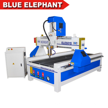 Mini wood cnc machine promotion price / 3d woodworking cnc router 6015 for hot sale