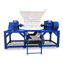Low energy consumption plastic waste shredder machine/small metal shredder machine