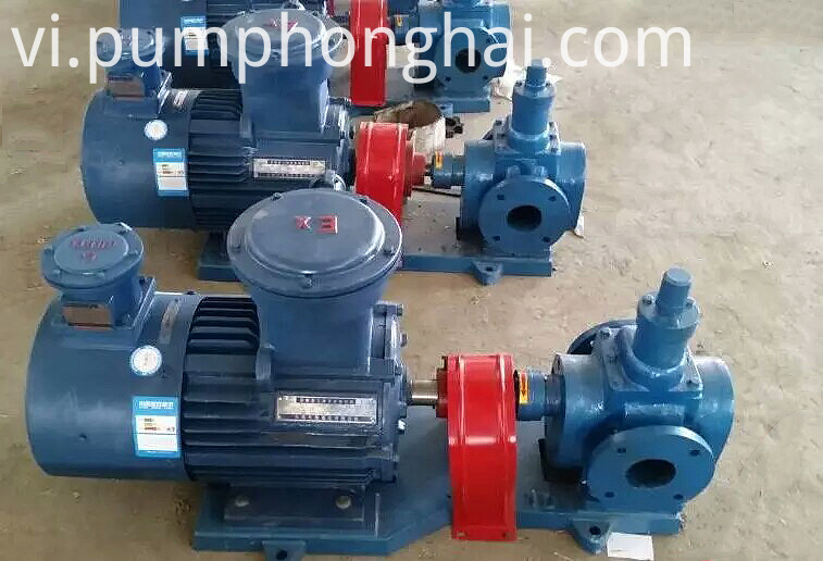 diesel oil gear pump