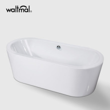 "59 "", 66"" 71 ""Cupc Seamless Oval Floor Standing Bath"