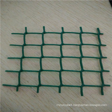 Best quality black HDPE/PP plastic square mesh