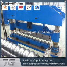2015 Hot sale! Machine make corrugated sheets steel