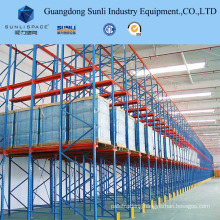 Drive in Industrial Metal Shelving Units Rack