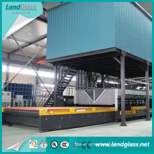 Luoyang Landglass Horizontal Flat Glass Tempering Furnace
