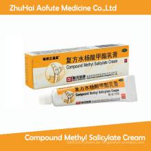 Verbindung Methylsalicylat Creme OTC Salbe