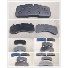 plaquette de frein dongfeng de pièces de rechange automatiques, plaquette de frein à disque