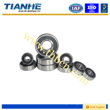 Gcr15 stainless steel deep groove ball bearing