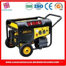 Typ SP Benzin Genertors Sp8800e2 für Home & Outdoor-Stromerzeuger