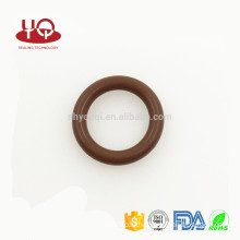 Flat Rubber O Ring EPDM Silicone Color O-Ring Mechanical Rubber Seal Ring