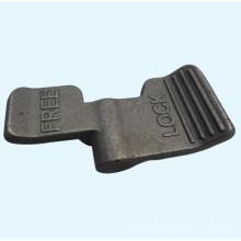 Fabricação chinesa de ferro fundido cinzento produto de fundição de areia