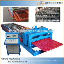 ZY-Glazed Tile Roll Forming Machine Manufacturer