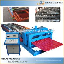 Профилегибочная машина для производства плитки ZY