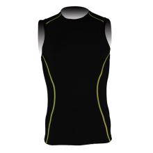 Camiseta sin mangas para correr sin mangas para hombres (SRC241)