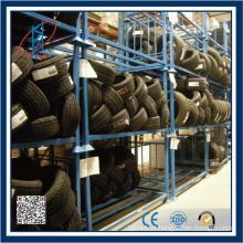 Armazém Armazém Ferro Rack Rack de paletes de pneu