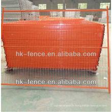 rouleau croisé concertina grillage / clôture élastique / sécurité de construction de clôture