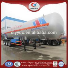 3 axle LPG tank truck