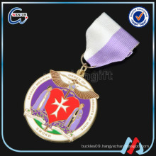 Sedex 4p 3D Gold STAR Medal Stand