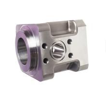 CNC-Dreh- und Fräsbearbeitungsservice aus Aluminiumlegierung