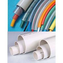 Extrusão de tubos UPVC / CPVC / linha de produção da máquina