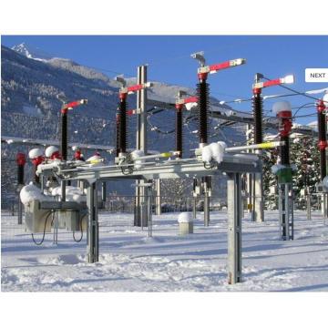Disjoncteur isolant de coupure de centre de climatisation HV AC de 170kV