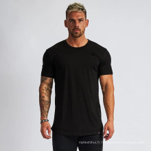 T-shirt à manches courtes pour hommes
