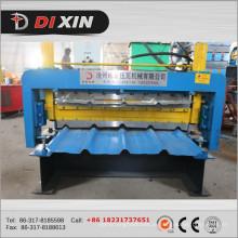 Dx 1100 telha de chapa de aço Froming Machine