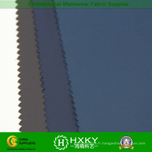 Tissu polyester mémoire 100 % pour les blousons aviateur tissé