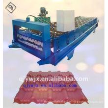 QJ cnc 820 vitrificada rolo frio formando máquina