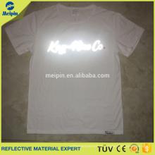 dongguan meipin reflexivo camisetas