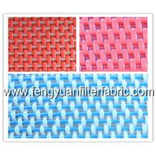Tecido de secador de fio liso de tecido liso