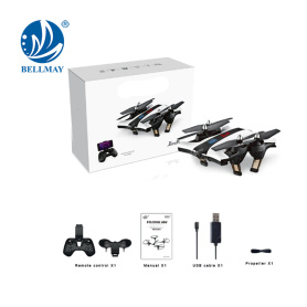 2.4 GHz 6 axes 4 canaux WIFI RC Drone avec 3D Tumbling 360 degrés Rolling in Four Directions