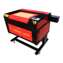 50w Co2 Glass Tube Mini Desktop Laser Stamp Engraving Machine, Stamp Making Machine