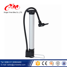 Alibaba best road bike hand pump/tire pump with Plastic Nozzle