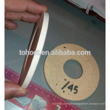 Ceramic discs/ washers for ceramic cuplocks