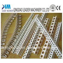 con fibra de vidrio Mesh PVC Archway Corner Beads Planta de extrusión