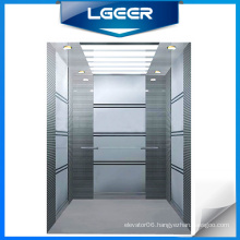 Hairline Stainless Steel Passenger Lift