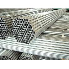 Tubo de acero galvanizado en caliente sin costura