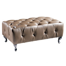 PU Bench for Hotel Living Room Furniture
