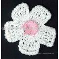 Personnalisation de l'usine Crochet fleur Broche