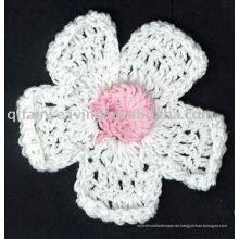 Fabrik-Anpassung häkeln Blume Brosche