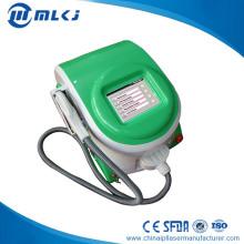 Dispositivo de ajuste de la piel del mini IPL IPL B5 de la máquina del retiro del pelo de la mini IPL