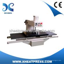 Php-t New Model Pneumatic Heat Press para pequenas empresas em casa