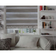 Made to measure two layers zebra blinds on selling