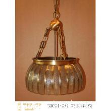 Elegant smooth shining finish Dining Room Copper Brass Pendant Lamp